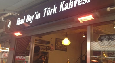 Photo of Coffee Shop Fazıl Bey'in Türk Kahvesi at Serasker Cad. No:1/a, İstanbul, Turkey