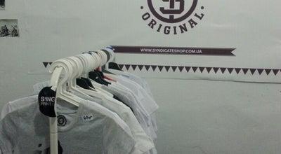 Photo of Boutique Syndicate Original at Ул. Туровская, 4, Київ 04080, Ukraine