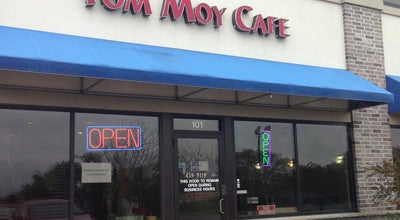 Photo of Chinese Restaurant Tom Moy Cafe at 7420 80th St S, Cottage Grove, MN 55016, United States