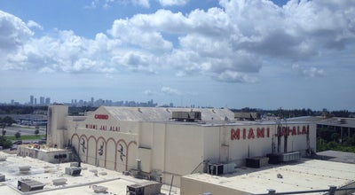 Photo of Stadium Miami Jai Alai at 3500 Nw 37th Ave, Miami-Dade, FL 33142, United States