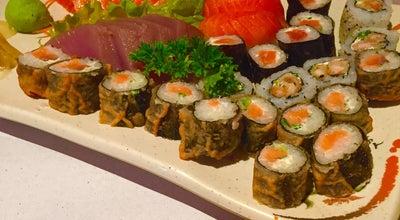 Photo of Japanese Restaurant cantinho do sushi at Brazil