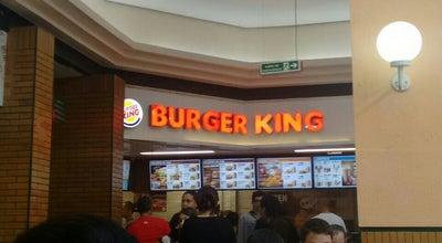 Photo of Fast Food Restaurant Burger King at Osasco Plaza Shopping, Brazil