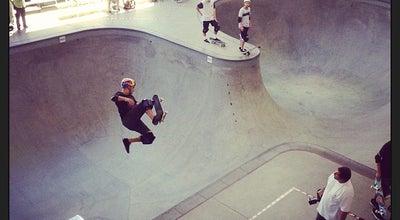 Photo of Skate Park Vans Skate Park at 20 City Blvd W, Orange, CA 92868, United States