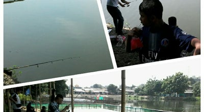 Photo of Lake Setu Cibinong at Jl. Mayor Oking, Cibinong, Indonesia