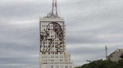 Photo of Monument / Landmark Monumento A Evita at Av. 9 De Julio, Buenos Aires, Argentina