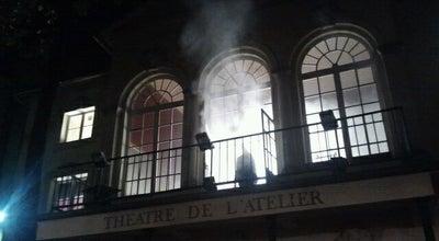 Photo of Theater Théâtre de L'Atelier at 1 Place Charles Dullin, Paris 75018, France