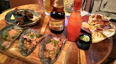 Photo of Mexican Restaurant Distrito Francés at 10 Rue Du Faubourg Saint-martin, Paris 75010, France