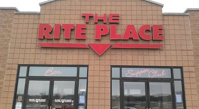 Photo of American Restaurant The Rite Place at 1580 Bellevue St, Green Bay, WI 54311, United States