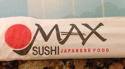 Photo of Sushi Restaurant Max Sushi Japanese Food at Palmas Shopping, Palmas, Brazil