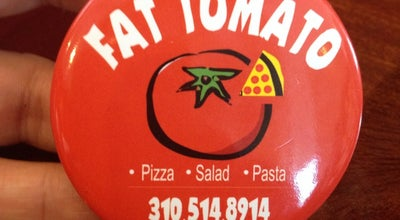 Photo of Pizza Place Fat Tomato Pizza at 1389 W Park Western Dr, San Pedro, CA 90732, United States