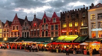 Photo of Plaza Markt at Markt, Brugge 8000, Belgium