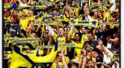Photo of Soccer Stadium Brøndby Stadion at Brøndby Stadion 30, Brøndby 2605, Denmark