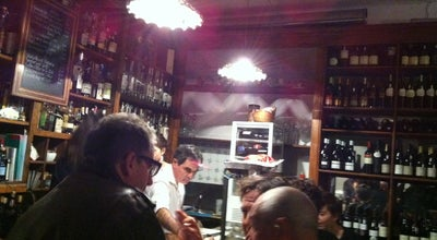 Photo of Wine Bar Al Vino! Al Vino! at Via Dei Serpenti, 19, Roma 00184, Italy