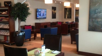 Photo of Hotel Bar InterContinental Club Lounge at Emilii Plater 49, Warszawa 00-125, Poland