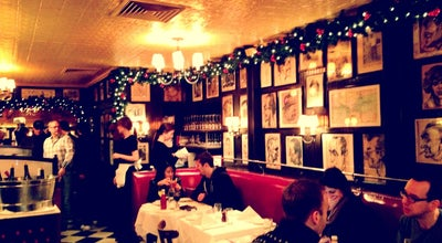 Photo of American Restaurant Minetta Tavern at 113 Macdougal St, New York, NY 10012, United States