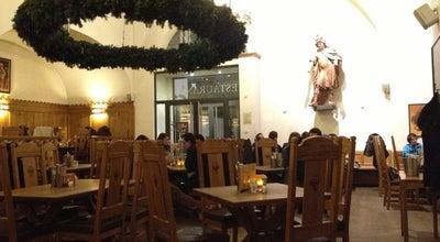 Photo of Austrian Restaurant Augustiner Stiftskeller at Stiftgasse 1, Innsbruck 6020, Austria