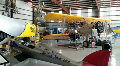 Photo of History Museum Warbird Adventures & Air Museum at 233 N Hoagland Blvd, Kissimmee, FL 34741, United States