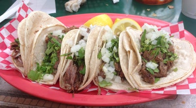 Photo of Taco Place La Tortilleria Sabrocita at 201 Dallas Dr, Denton, TX 76205, United States