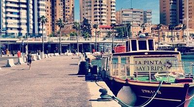 Photo of Harbor / Marina Puerto de Málaga at Puerto De Málaga, Málaga 29001, Spain