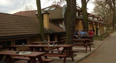 Photo of Steakhouse Grill Restaurant Za Větrem at U Michelského Lesa 1157, Praha 140 00, Czech Republic