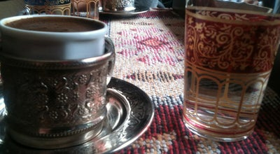 Photo of Cafe Hayalim Çay ve Sohbet Evi at Gevher Nesibe Mah. Gür Sk., Kocasinan, Turkey