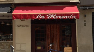 Photo of Mediterranean Restaurant La Merenda at 4 Rue Raoul Bosio, Nice 06000, France