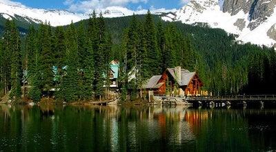 Photo of Hotel Emerald Lake Lodge at Trans Canada Hwy, Field, BC, Canada