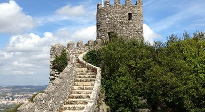 Photo of Castle Castelo dos Mouros at Estr. Da Pena, Sintra 2710-609, Portugal