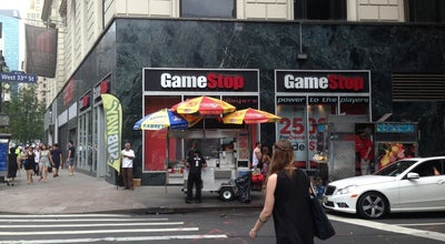Photo of Video Game Store Game Stop at 1282 Broadway, New York, NY 10001, United States