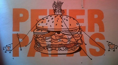 Photo of Fast Food Restaurant Peter Papas & Burger at Silverio Perez 130 B El Toreo, Mazatlan 82120, Mexico