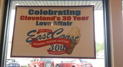Photo of Ice Cream Shop East Coast Original Frozen Custard at 7577 Mentor Ave, Mentor, OH 44060, United States