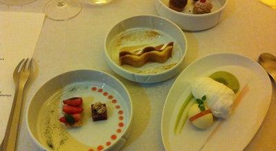Photo of French Restaurant Sur Mesure, par Thierry Marx at Mandarin Oriental, Paris at 251 Rue Saint-honoré, Paris 75001, France
