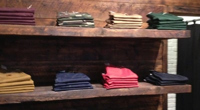 Photo of Clothing Store Carhartt at 119 Crosby St, New York, NY 10012, United States