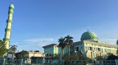 Photo of Mosque Masjid Nurul Iman at Jl Imam Bonjol, Padang, Indonesia