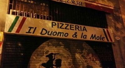Photo of Pizza Place Pizzeria Il Duomo & La Mole at Plaça Mossèn Clapés,14, Barcelona 08030, Spain