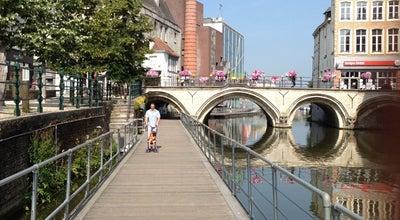 Photo of Trail Dijlepad at Lange Schipstraat 96, Arrondissement of Mechelen 2800, Belgium
