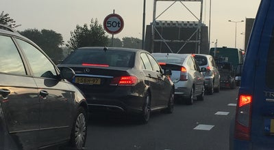 Photo of Bridge Veerbrug Krommenie at Krommenie, Netherlands