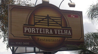 Photo of Mineiro Restaurant Porteira Velha at Rod. Br-381, Km 479, Ptb, Betim, Brazil