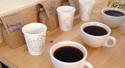 Photo of Coffee Shop Ladies & Gentlemen Coffee Roasters - Stand at San Diego, Ca, United States