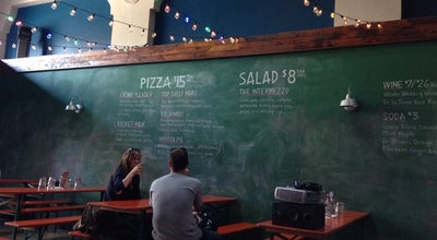 Photo of Pizza Place PizzaHacker at 3299 Mission St, San Francisco, CA 94110, United States