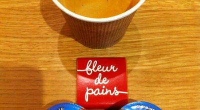 Photo of Bakery Fleur de pains at Avenue D'ouchy 73, Lausanne 1006, Switzerland