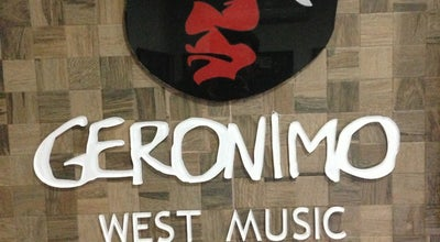 Photo of Music Venue Geronimo West Music at R. Mal. Floriano Peixoto, 401, Cuiabá 78045-280, Brazil