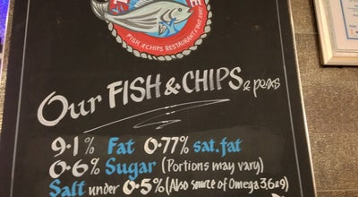 Photo of Fish and Chips Shop Wigmore Fish and Chips at Luton, United Kingdom