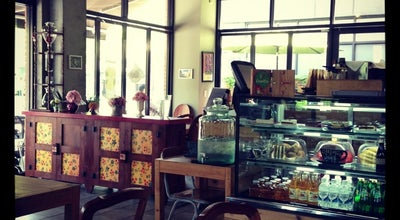 Photo of Cafe Radish Brown at 분당구 판교역로18번길 30, 성남시, South Korea