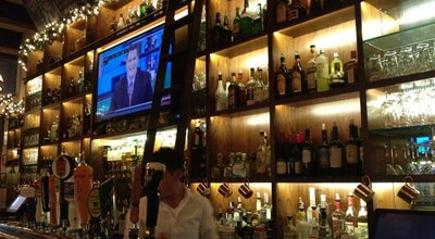 Photo of American Restaurant Cock & Bull at 23 W 45th St, New York City, NY 10036, United States