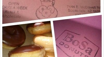Photo of Donut Shop Bosa Donuts at 7444 E Mcdowell Rd, Scottsdale, AZ 85257, United States
