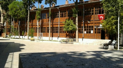 Photo of Historic Site Cihanoglu bilgi evi at Koprulu Mahallesi Cankaya Caddesi No:50, Turkey