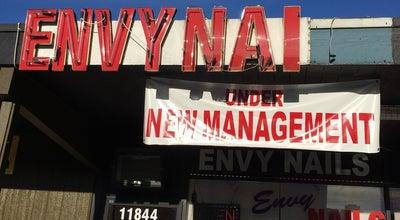 Photo of Nail Salon Envy Nails at 11844 98th Ave Ne, Kirkland, WA 98034, United States