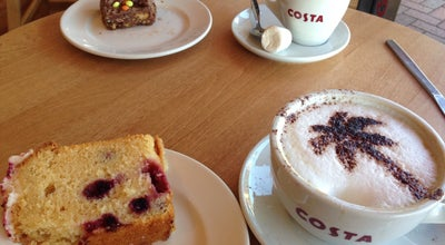 Photo of Coffee Shop Costa Coffee at Fryern Arcade, Winchester Road, Chandlers Ford, Hampshire SO53 2DP, United Kingdom