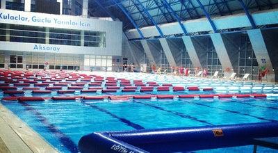 Photo of Pool Aksaray Olimpik Yüzme Havuzu at Büyük Bölcek Mh. Şehit Mehmet Ali Demir Cd., Aksaray 68100, Turkey